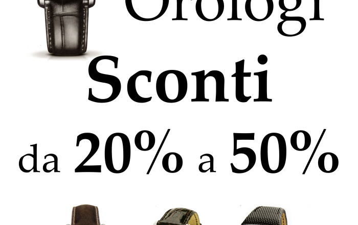 Orologi Sconto